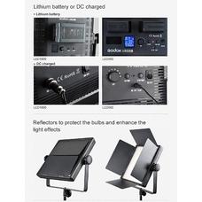 Осветитель светодиодный студийный Godox LED1000W (White 5600K)