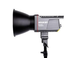 Осветитель светодиодный Aputure amaran 100x Bi-color 2700-6500К