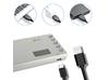 NiceFoto TC-168 RGBW 2800-9900K - Накамерный LED осветитель с аккумулятором