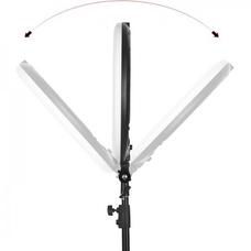 Кольцевой осветитель Viltrox VL-600T 3300-5600K