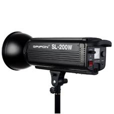 Godox LED SL-200w (Grifon) - Светодиодный осветитель с пультом