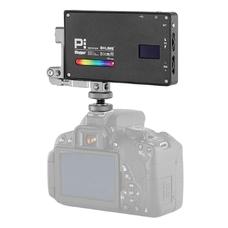 Boling BL-P1 Vlogger RGB 12W 2500-8500K - Накамерный LED осветитель с аккумулятором