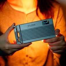 Ulanzi VIJIM R70 RGBW 2700-8500K - Накамерный LED осветитель с аккумулятором