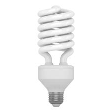 Strobolight L-45W E27 люминесцентная лампа белого света -5500K