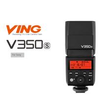 Вспышка накамерная Godox Ving V350S TTL аккумуляторная для Sony