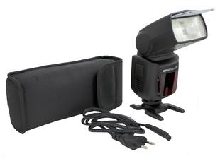 Grifon TT520 электронная вспышка для Canon и Nikon с центральным контактом