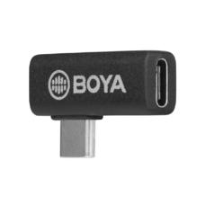 Boya BY-K5 Г-образный переходник с USB Type-C на USB-Type-C