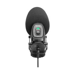 "BOYA BY-BM3030 суперкардиоидный конденсаторный микрофон ""ПУШКА"""