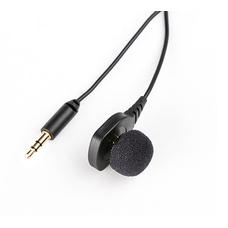 Boya BY-HLM1 Петличный микрофон с опорным креплением(булавочный)