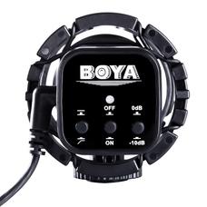 Конденсаторный стереомикрофон BOYA BY-V02