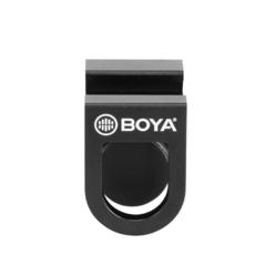 """Boya BY-C12 Крепление на телефон с разъемом """"холодный башмак"""""""