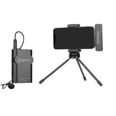 Boya BY-WM4 PRO-K3 Беспроводной микрофон петличка для iPhone Lightning