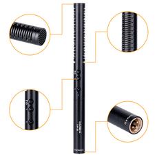 COMICA CVM-VP3 Профессиональный микрофон-пушка суперкардиоида