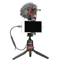 Boya BY-K3 Переходник 3,5 мм TRRS на Lightning