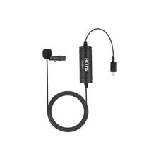 BOYA BY-DM1 Петличный микрофон для iOS устройств Lightning-разъём