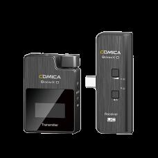 Comica BoomX-D UC1 (TX+RX) - Беспроводной микрофон для смартфонов USB Type-C
