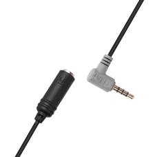 Comica CVM-SPX - Переходник mini Jack 3.5 TRS - TRRS