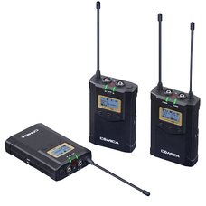 Comica CVM-WM100 PLUS Радиопетличная система