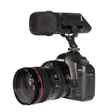 Микрофон RODE STEREO VIDEOMIC [StereoX/Y On-camera Condenser Microphone]