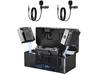Hollyland Lark 150 DUO (TX+TX+RX) - Беспроводная радио система с петличными микрофонами