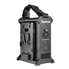 Aputure 2-BAY Battery Power Station - Адаптер питания V-mount 48V