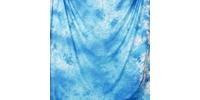 Grifon W-025 фон сине-голубой пятнистый 2,7х5 м