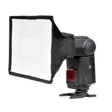 Grifon SB-1520 софтбокс для накамерных фотовспышек (крепление-лента) размер 15x20 см
