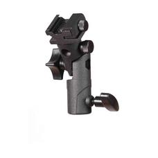 Strobolight FLH-E переходник для установки накамерной фото вспышки и зонта на стойку