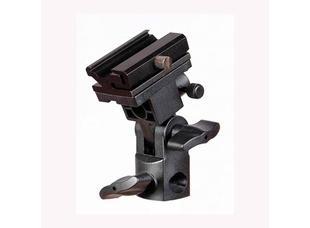 Strobolight FLH-B Speedlite Holder головка для крепления вспышки и зонта на стойку