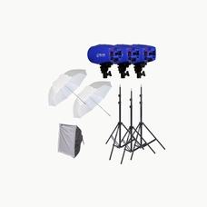 Grifon ecN3-150 набор студийного света «Эконом-150»