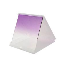 Fujimi Gradual P series Градиентный цветной фильтр (Пурпурный) PURPLE 935