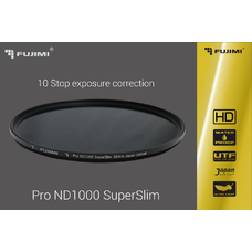 Fujimi ND1000 фильтр нейтральной плотности (82 мм)