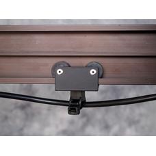 Каретка Strobolight 1098-32 под сетевой кабель на четырех роликах
