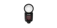 Вспышка накамерная Godox Ving V1C TTL с круглой головкой для Canon
