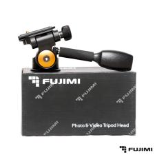 Fujimi FJPH-08B Трёхосевая алюминиевая штативная голова