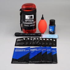 VSGO DKL-15R набор для чистки оптики красный (FST Travel Kit-02)