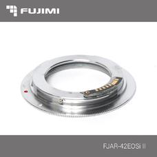 Fujimi FJAR-42EOSi II Переходник M42-Canon с чипом 9 поколения, поддержка 5D Mark IV