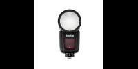 Вспышка накамерная Godox Ving V1N TTL с круглой головкой для Nikon