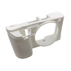 Силиконовый чехол для фотоаппарата Sony Alpha ILCE-6000/A6000 (цвет белый)
