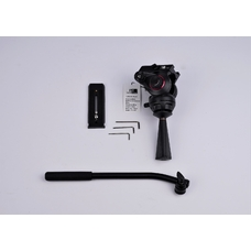 Профессиональная видеоголовка FST VH803 с базой-адаптером