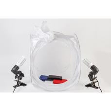 Комплект постоянного света FST LED MACRO KIT 40