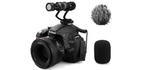 Микрофон Commlite Comica CVM-VM10II кардиоида для камеры и смартфона