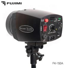 Fujimi FJ SK2150SB Готовый набор для фотостудии 300 Дж (моноблок, софт-бокс, стойка)