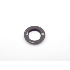 Переходное кольцо M42/Canon EOS (с чипом, цвет черный)
