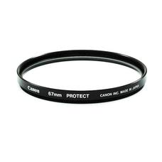 Фильтр 67 mm PROTECT (защитный фильтр) для Canon