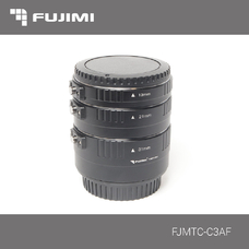 Fujimi FJMTC-C3AF Набор макро-колец на систему EOS с поддержкой автофокуса