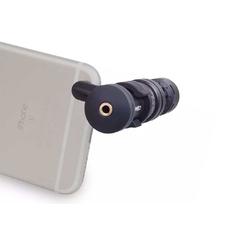 Микрофон-пушка Commlite CoMica CVM-VS08 кардиоида для смартфонов и планшетов