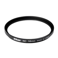 Фильтр NC 58 mm (нейтральный, защитный фильтр) для Nikon