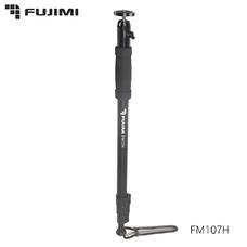 Fujimi FM107 лёгкий алюминиевый монопод с головой и упором (1795 мм)