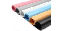 Фон пластиковый FST матовый 100x200 см - белый